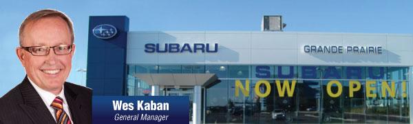 Grande Prairie Subaru