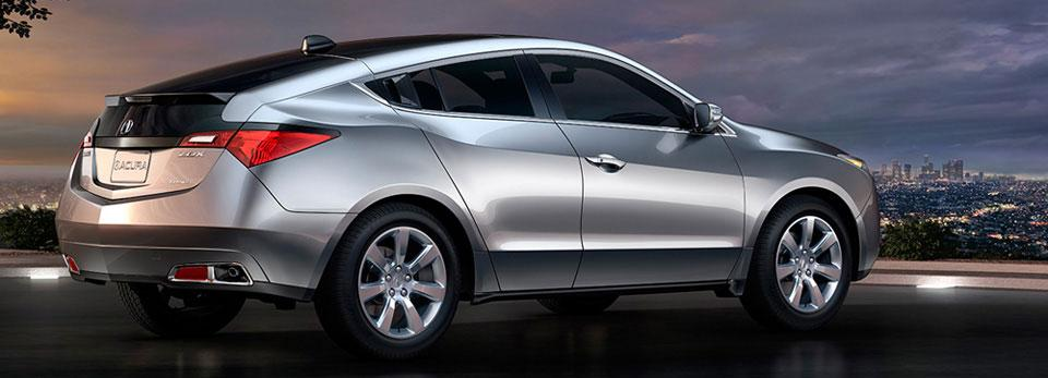 New 2012 Acura ZDX For Sale in Los Angeles