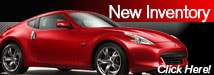 New Nissan Inventory at DeLand Nissan