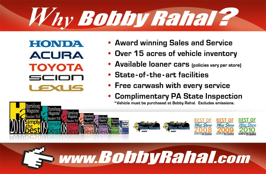 Photo Explaining Why To Choose Bobby Rahal Honda PA - Bobby Rahal Honda