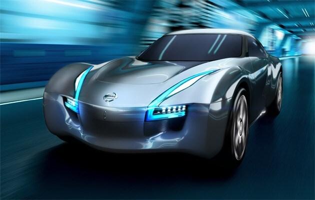 Nissan Esflow Concept Car
