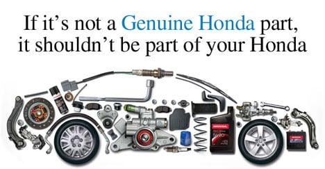 Auto Parts in Temecula | DCH Honda of Temecula Car Parts
