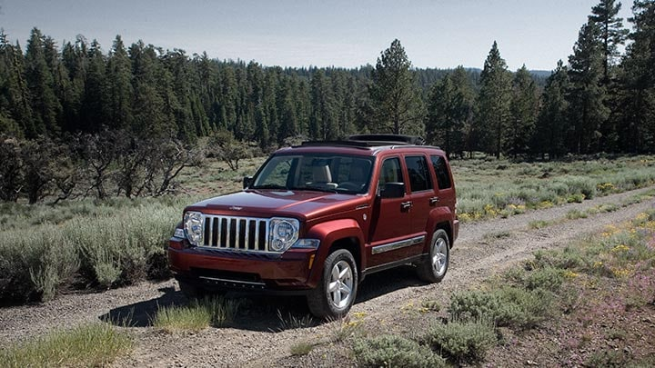 2010 Jeep Liberty Near Denver in Colorado Springs