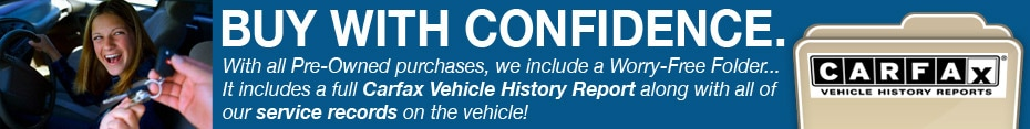 Buy a used car in Columbus with Confidence