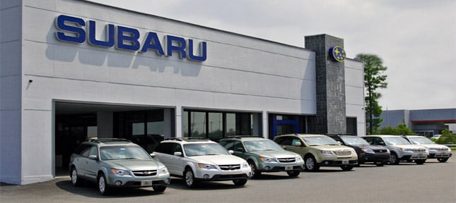 Myrtle Beach Area New Subaru Used Car Dealer About Hadwin
