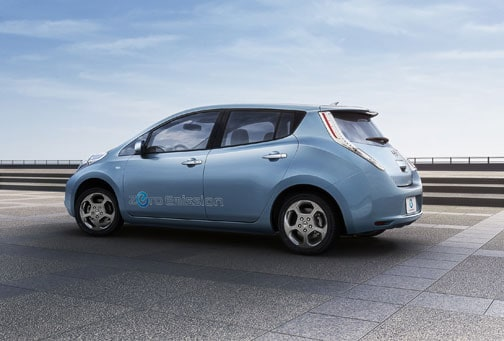 Nissan LEAF Clearwater