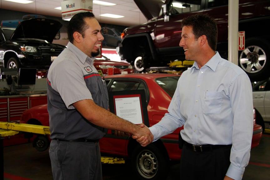 Mariano Rubio and Tom Rudnai