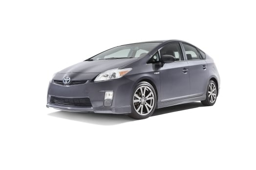 2010 SEMA Show - Toyota Prius PLUS  Performance 001