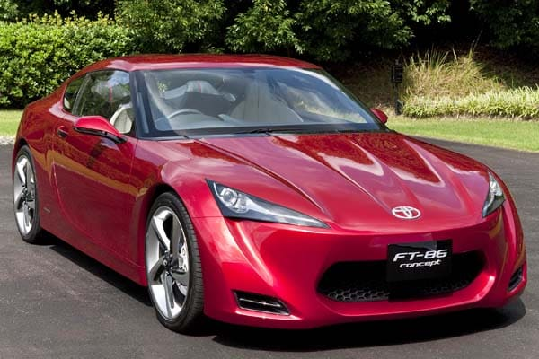 New Toyota Sports Car ft 86 Toyota/scion Ft-86