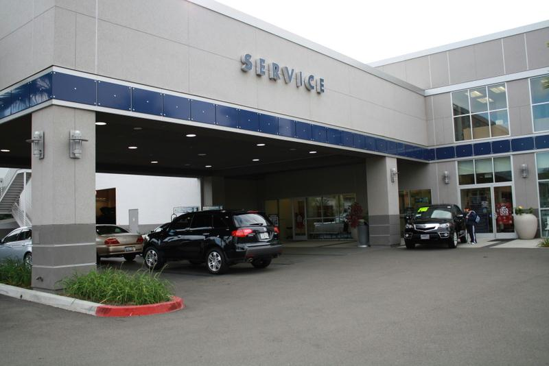 Norm Reeves Acura Service Center