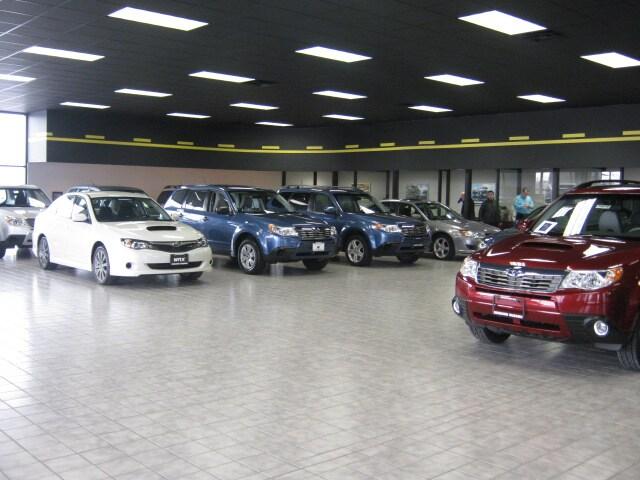 Certified Subarus in Syracuse NY