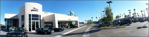 Storefront photo of Royal Jaguar Land Rover of Tucson