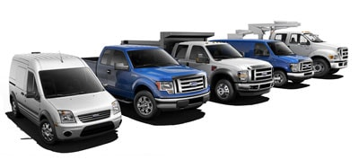 Ford Commercial Lineup Ford Fleet and Ford Commercial Trucks