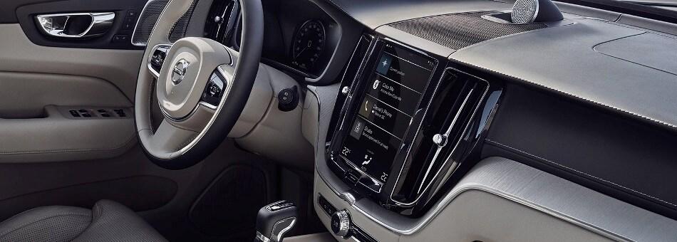2018 volvo xc60 interior. delighful 2018 2018 volvo xc60 interior and exterior design intended