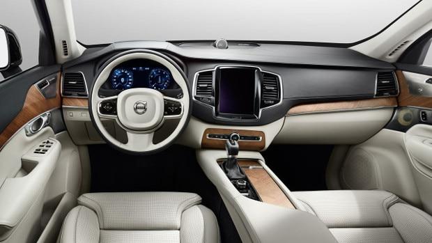 2016 Volvo XC90 Interior Awards