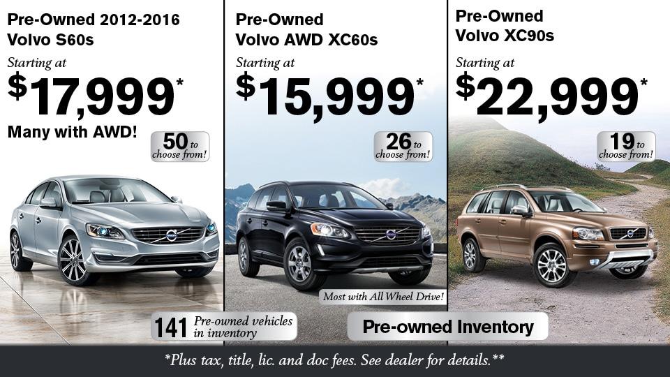 Used Cars & SUVs for sale near Boston, MA   128 Volvo in ...