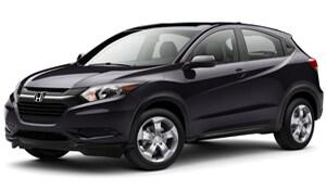 2017 Honda HR-V Lease Deal