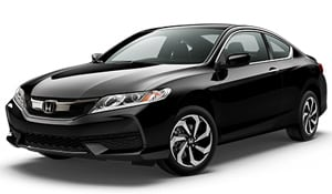 2017 Honda Accord Coupe Lease Deal