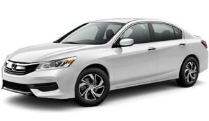 2017 Honda Accord Sedan Lease Deal