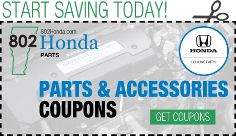 Honda Parts Coupons