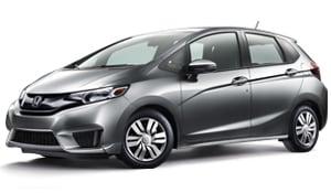 2017 Honda Fit Lease Deal