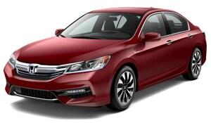 2017 Honda Accord  Hybrid Lease Deal