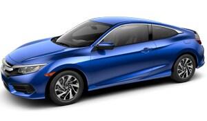 2017 Honda Civic Coupe Lease Deal