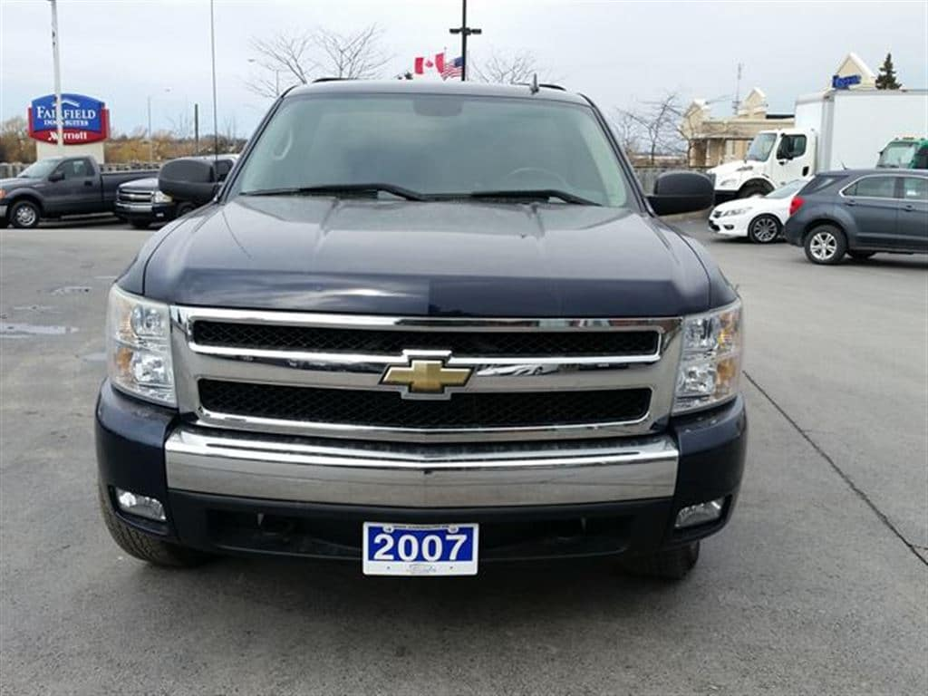 used 2007 chevrolet silverado 1500 for sale belleville on. Black Bedroom Furniture Sets. Home Design Ideas