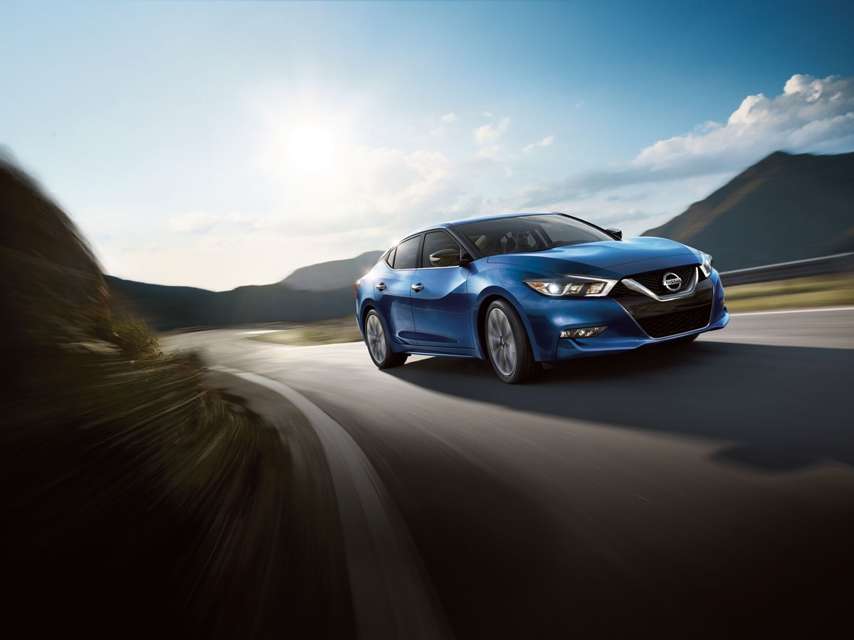 2017 Maxima Top Safety Pick
