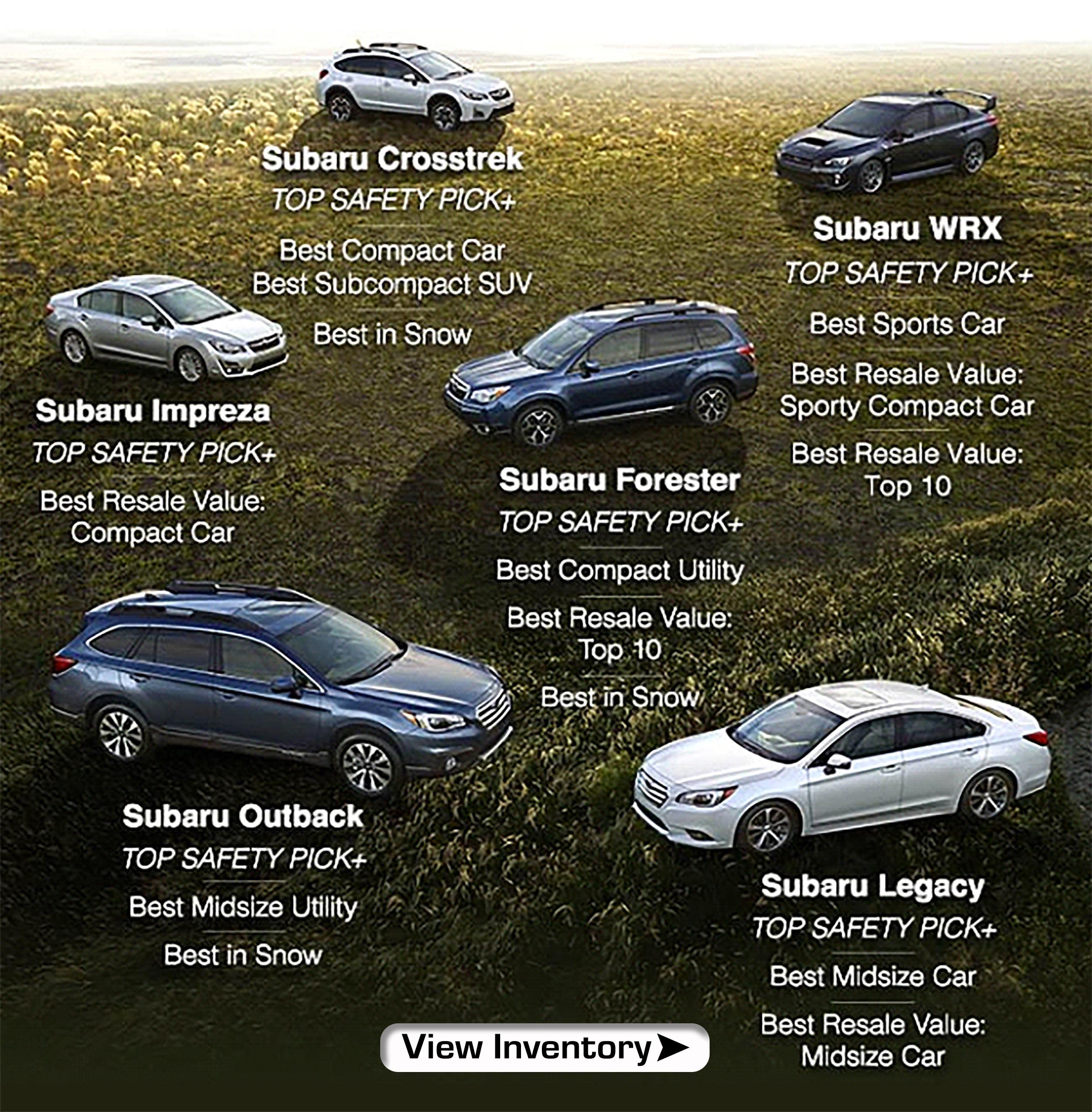 2016 Subaru Awards  All American Subaru