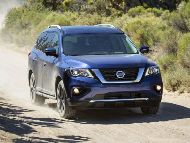 new 2017 Nissan Pathfinder  SUV