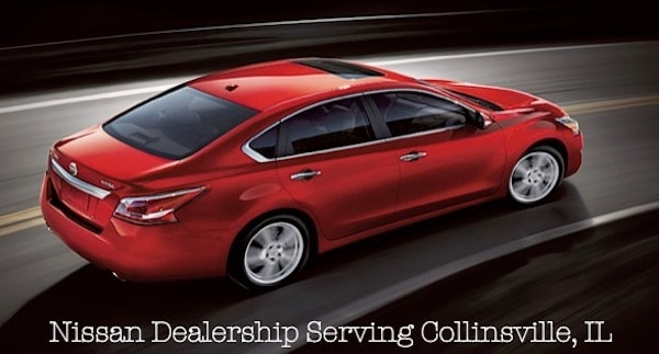 Nissan Dealership Serving Collinsville, IL - AutoCenters Nissan