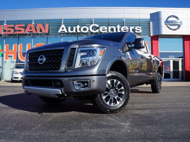 New 2016 Nissan Titan at AutoCenters Nissan in the St Louis MO Area