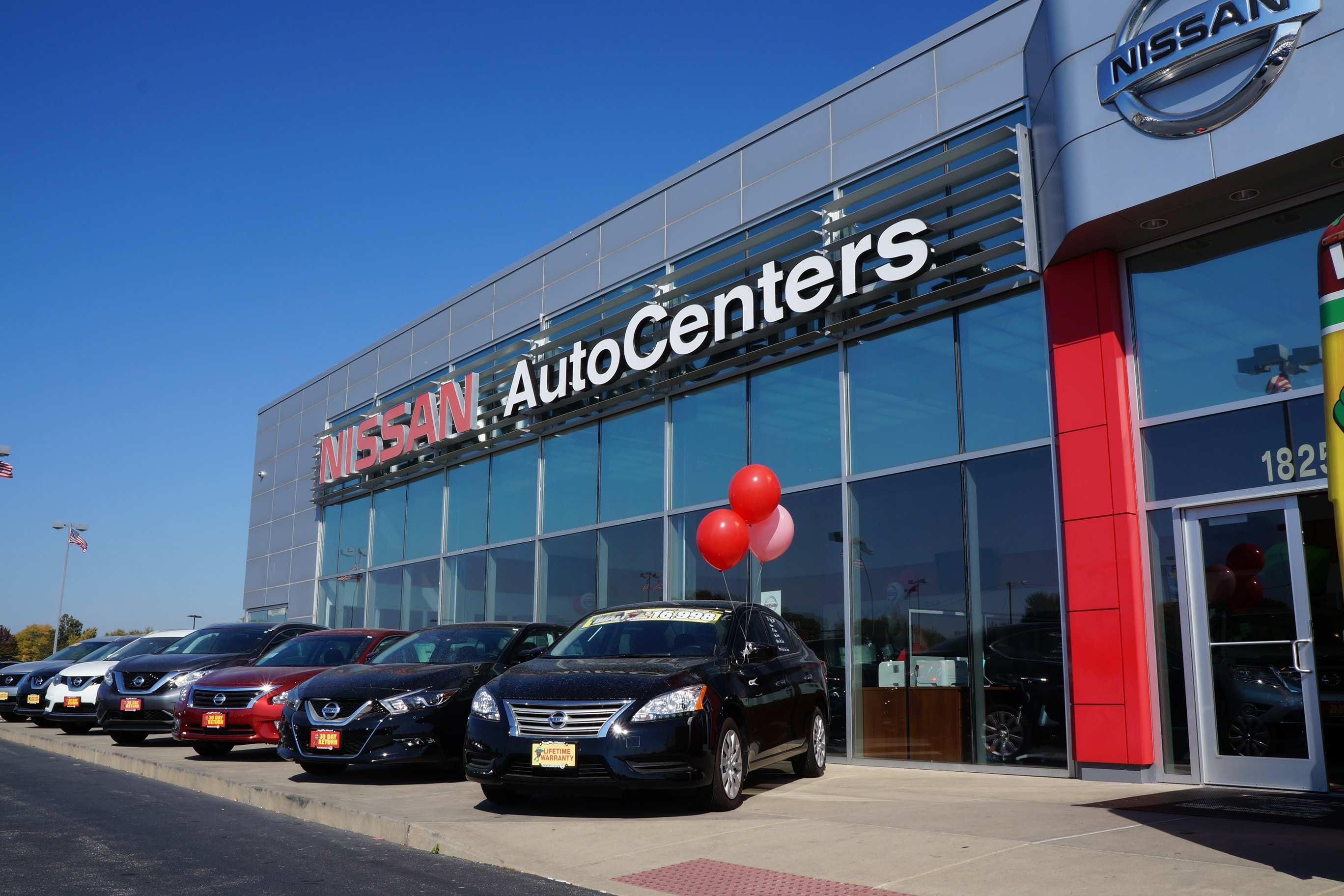 Autocenters nissan a nissan dealer in the st louis mo area