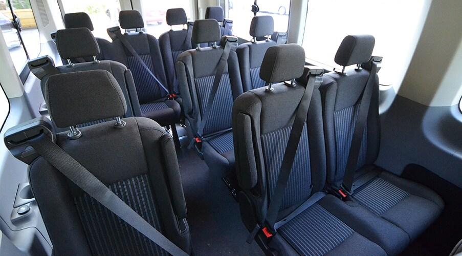 2016 Ford Transit Full Size Commercial Van Transformed