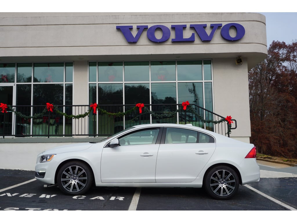 2018 Volvo S60 T5 Inscription  ABS Brakes 4-Wheel AWD Adjustable Rear Headrests Power Air Con