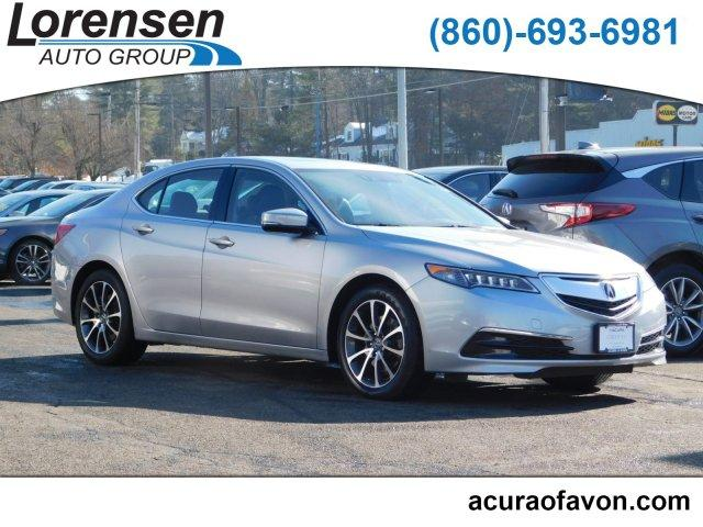 2015 Acura TLX 3.5 V-6 9-AT SH-AWD with Technology Package
