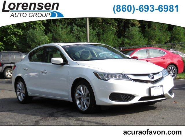 2016 Acura ILX 2.4L w/AcuraWatch Plus Package (A8)