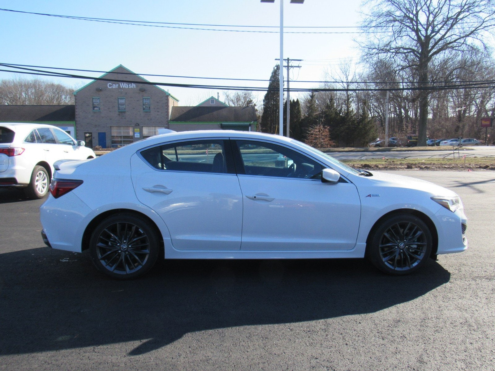 2019 Acura ILX with Premium and A-Spec Package
