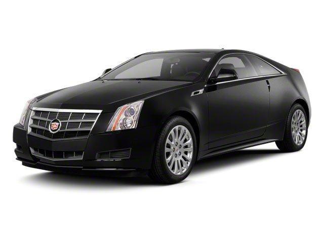 2012 Cadillac CTS Premium