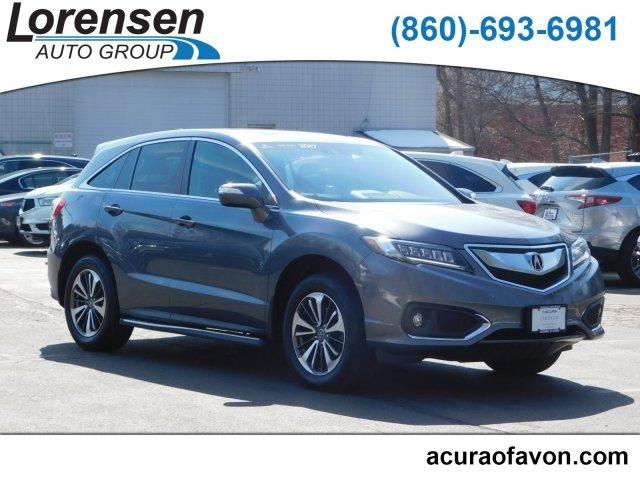 2017 Acura RDX V6 AWD with Advance Package