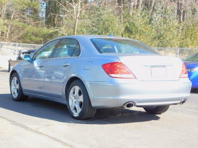 2006 Acura RL 3.5 w/CMBS/PAX