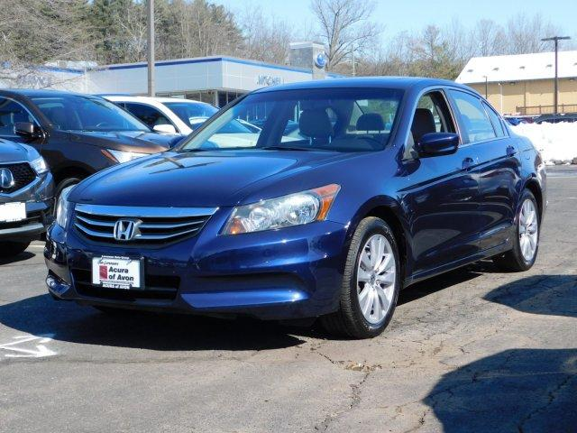 2011 Honda Accord 2.4 EX-L