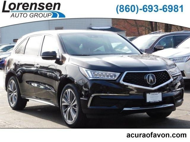 2018 Acura MDX V6 SH-AWD with Technology Package