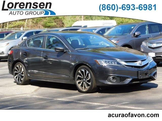 2016 Acura ILX 2.4L w/Premium & A-SPEC Packages (A8)