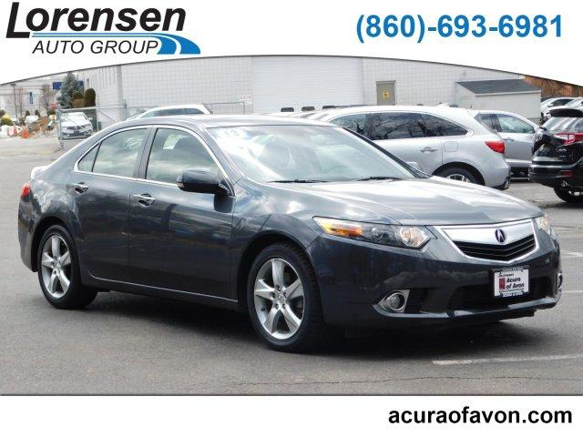 2013 Acura TSX 5-Speed Automatic with Technology Package