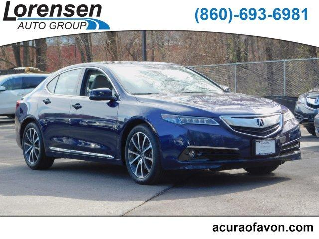 2016 Acura TLX 3.5 V-6 9-AT SH-AWD with Advance Package