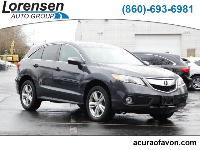 2015 Acura RDX Base w/Technology Package (A6)