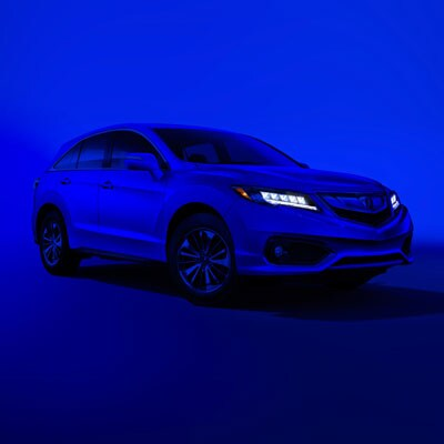 2018 Acura RDX Jewel Eye LED Headlights