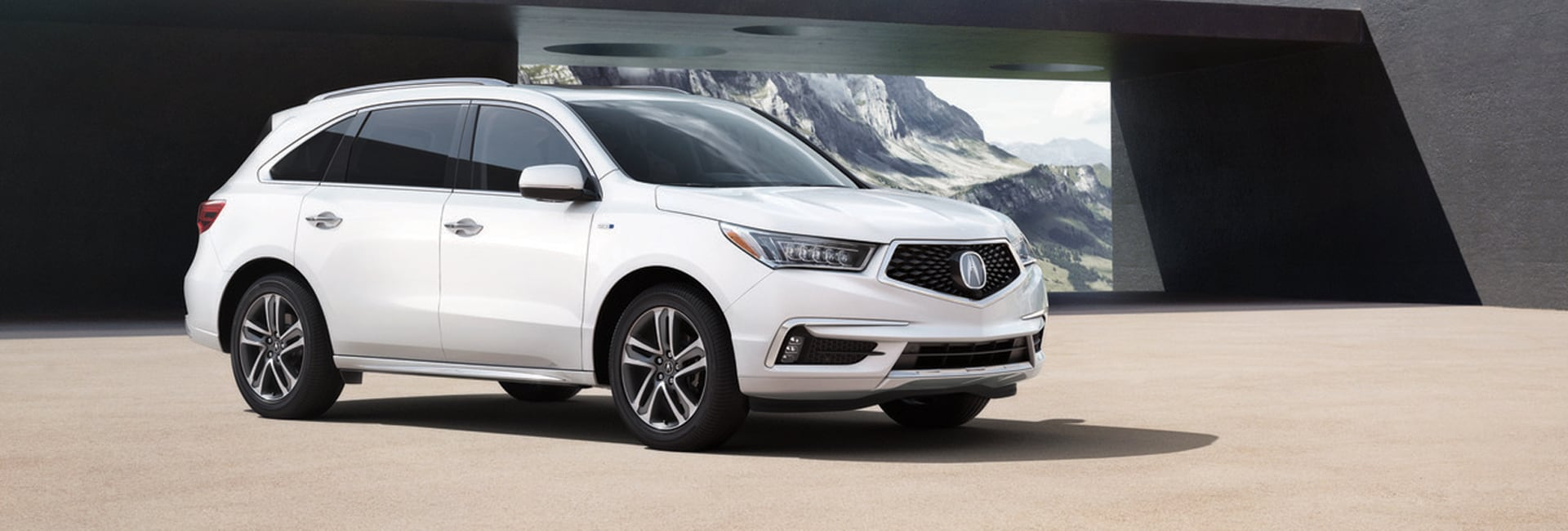 2017 Acura MDX Exterior Features
